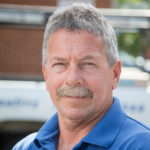 A photo of Terry Williams, Project Manager